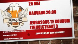 Pubquiz jeugdsoos @ Jeugdsoos Koudum