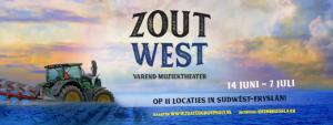 Zout West - varend muziektheater @ Koudum