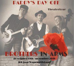 Warns: Paddy's Day Off @ Warns - De Spylder