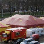 Circus Barani in Koudum