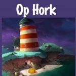 Klas 3 Frysk Bogerman speelt 'Op Hork'