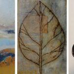 Schilderijen en fantasierijke visobjecten op nieuwe expositie