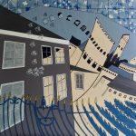 """LF2018 Expositie """"Friesland in Europa"""" – 22 Verhaalportret M.C. Escher"""