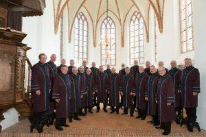 Warns: De Spylder - Byzantijns Mannenkoor Friesland @ De Spylder