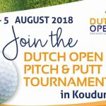 Internationale top op Dutch Open Pitch & Putt in Koudum