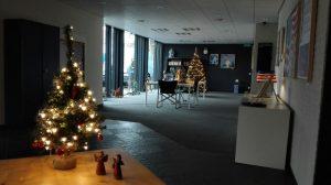 Verhalenfestival in Kerstsfeer @ Galerie Kunst in Beweging