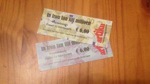 Toneelvereniging Artiku speelt In frou fan fiif miljoen @ De Klink