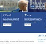 Nieuwe website Oeverzwaluwen