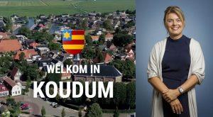 Burgemeester naar Koudum