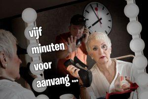 Inez Timmer: Vijf minuten voor aanvang @ De Klink