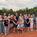 Tennissers Oeverzwaluwen succesvol in Workum