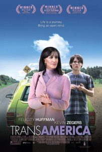 Warns: Spylder - Film: Transamerica @ De Spylder