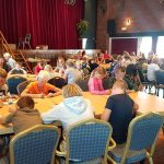 Feestweek in volle gang