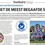 Marius Pier Brouwer terug bij Oeverzwaluwen