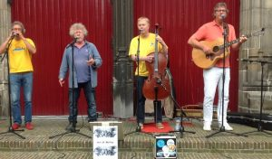 Concert Act of Mutiny @ Galerie Lytse Skientme