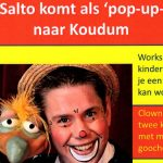 Pop-up Circus Salto in Koudum