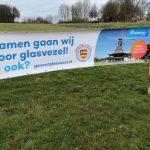 Campagne voor glasvezel