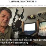 Romke Kroondijk raakt luisteraars kwijt