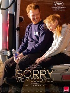 WARNS: De Spylder: film Sorry we missed you @ De Spylder