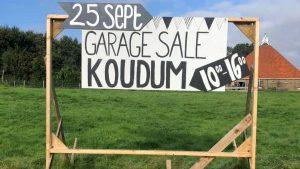 Garage Sale Koudum