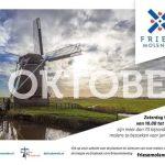 Molen De Vlijt open op Friese Molendag